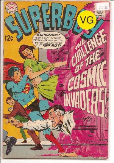 Superboy # 153, 4.0 VG