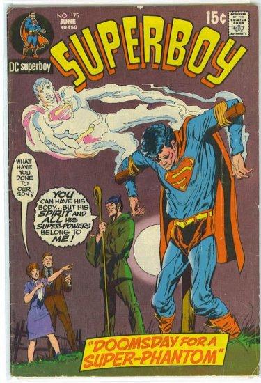 Superboy # 175, 4.0 VG