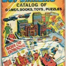 Superhero Catalog Games Books Toys Puzzles # 1, 4.5 VG +