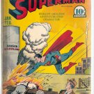 SUPERMAN # 8, 1.0 FR