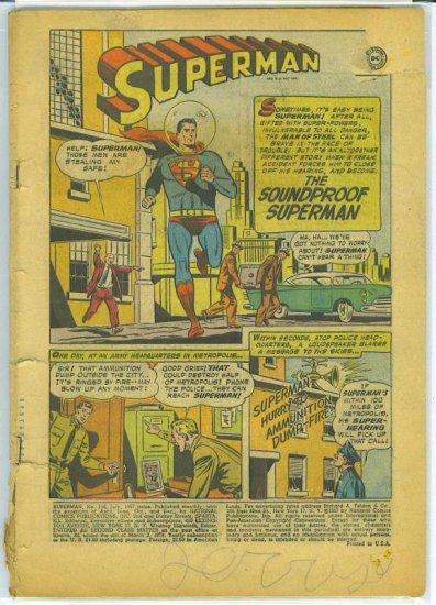 Superman # 114, 0.5 PR