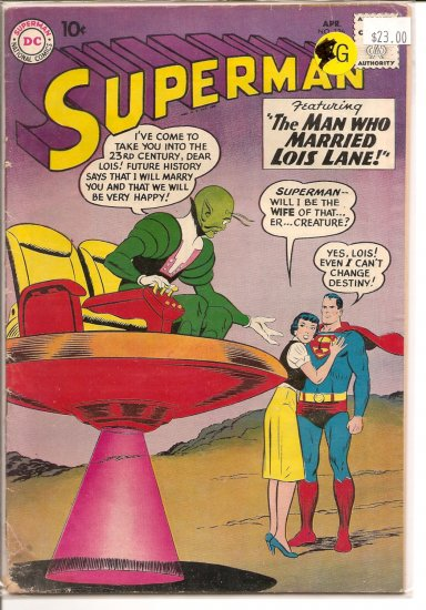 Superman # 136, 2.0 GD