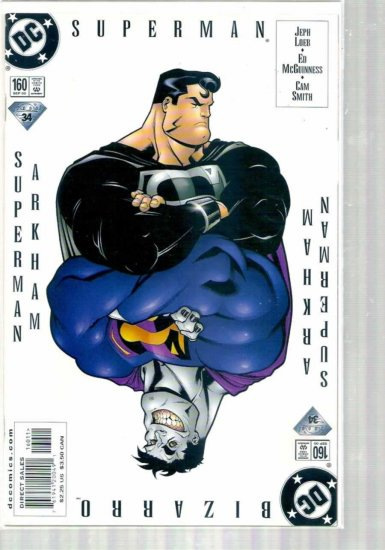SUPERMAN # 160, 9.2 NM -