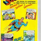 SUPERMAN RECORD COMIC # 1, 4.5 VG +