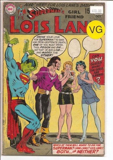 Superman's Girl Friend Lois Lane # 96, 4.0 VG