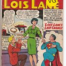Superman's Girlfriend Lois Lane # 69, 4.0 VG