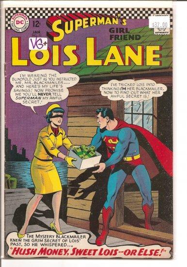 Superman's Girlfriend Lois Lane # 71, 4.5 VG +
