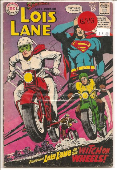 Superman's Girlfriend Lois Lane # 83, 3.0 GD/VG