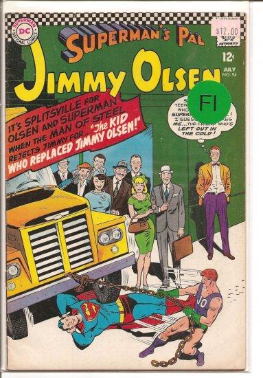 Superman's Pal Jimmy Olsen # 94, 6.0 FN