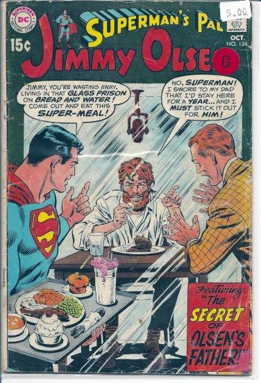 Superman's Pal Jimmy Olsen # 124, 2.0 GD
