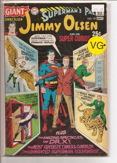 Superman's Pal Jimmy Olsen # 131, 4.5 VG +