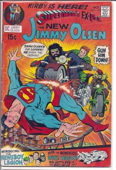 SUPERMAN'S PAL JIMMY OLSEN # 133, 3.0 GD/VG