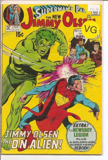 Superman's Pal Jimmy Olsen # 136, 4.0 VG