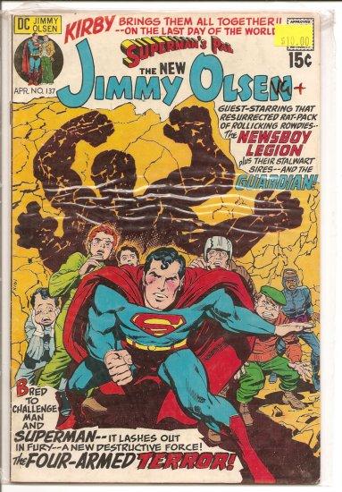 Superman's Pal Jimmy Olsen # 137, 4.5 VG +