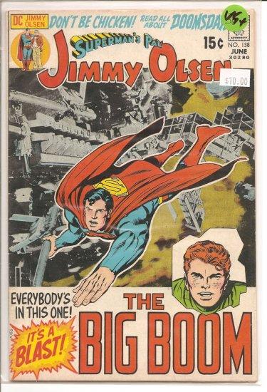 Superman's Pal Jimmy Olsen # 138, 4.5 VG +