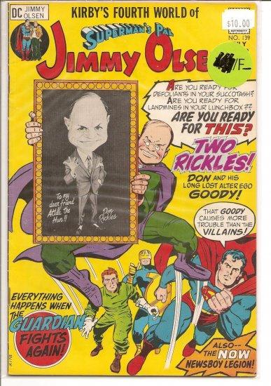 Superman's Pal Jimmy Olsen # 139, 5.5 FN -