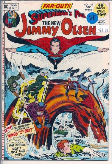 Superman's Pal Jimmy Olsen # 144, 8.0 VF
