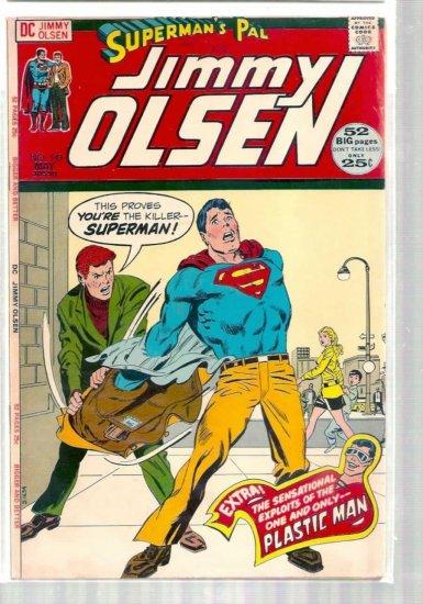 SUPERMAN'S PAL JIMMY OLSEN # 149, 4.5 VG +