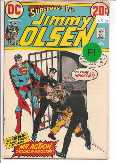 Superman's Pal Jimmy Olsen # 155, 5.5 FN -