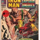 Tales of Suspense # 91, 4.5 VG +