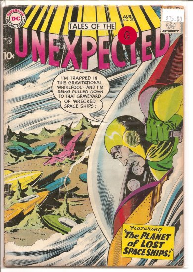 Tales of the Unexpected # 28, 2.0 GD