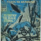 Tales To Astonish # 98, 2.5 GD +