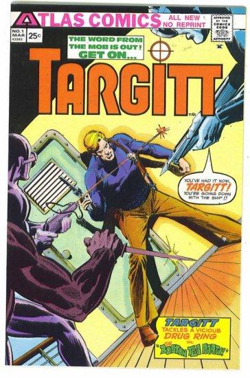 Targitt # 1, 9.0 VF/NM