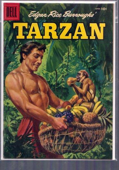TARZAN # 79, 4.5 VG +