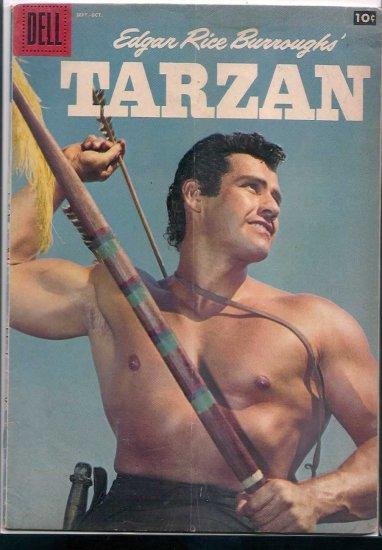TARZAN # 108, 3.5 VG -