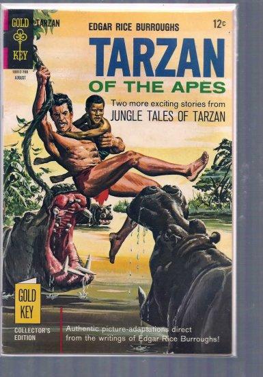 TARZAN # 170, 4.5 VG +