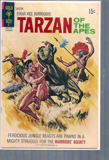 TARZAN # 205, 6.0 FN