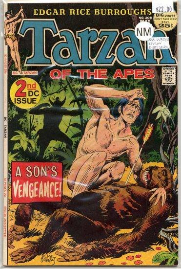 Tarzan # 208, 9.4 NM