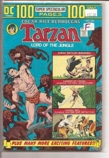 Tarzan # 230, 6.0 FN