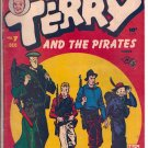 TERRY AND THE PIRATES # 7, 3.5 VG -