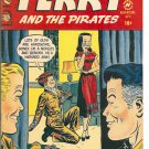 TERRY AND THE PIRATES # 22, 4.0 VG
