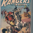 TEXAS RANGERS IN ACTION # 14, 4.0 VG
