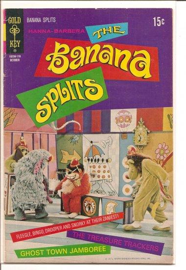 THE BANANA SPLITS # 8, 4.0 VG