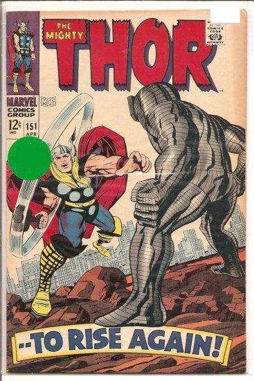 Thor # 151, 6.5 FN +