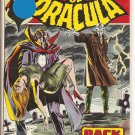 Tomb of Dracula # 16, 8.0 VF