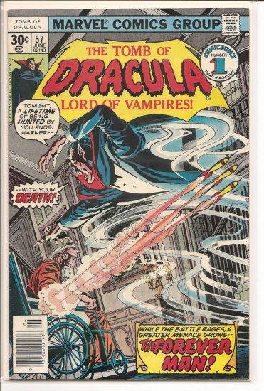 Tomb of Dracula # 57, 6.0 FN