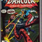 TOMB OF DRACULA # 62, 7.5 VF -