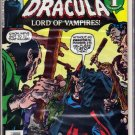 TOMB OF DRACULA # 65, 7.5 VF -
