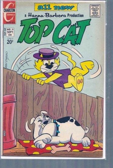 TOP CAT # 19, 5.0 VG/FN