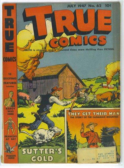 True Comics # 62, 3.5 VG -