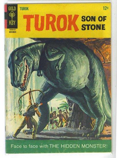 Turok, Son Of Stone # 54, 5.0 VG/FN