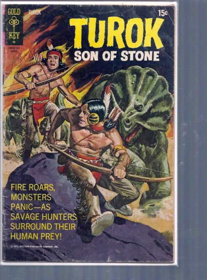 TUROK, SON OF STONE # 73, 3.0 GD/VG