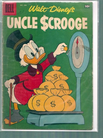 UNCLE SCROOGE # 20, 2.0 GD