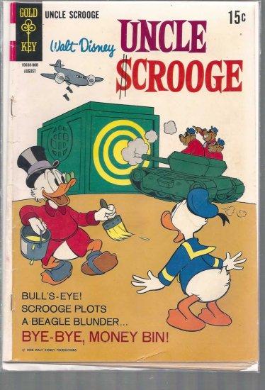 UNCLE SCROOGE # 76, 2.5 GD +