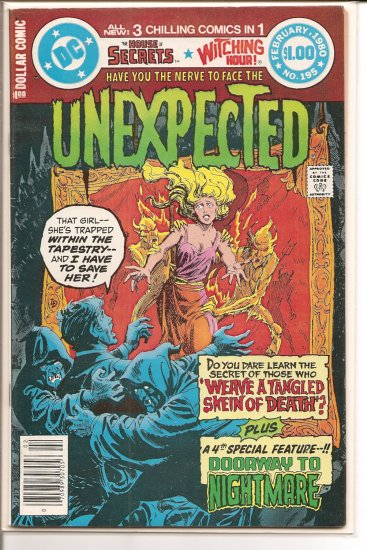 Unexpected # 195, 5.0 VG/FN