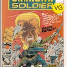 Unknown Soldier # 206, 4.0 VG